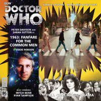 album_Doctor-Who-1963-Fanfare-For-the-Comman-Man