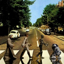 16122015: Abbey Road Star wars