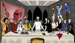 16092016: Ultima cena Horror