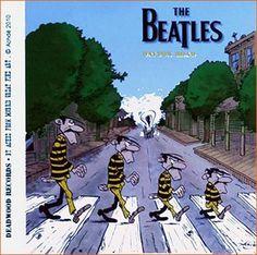 02112016: Abbey Road parody Dalton
