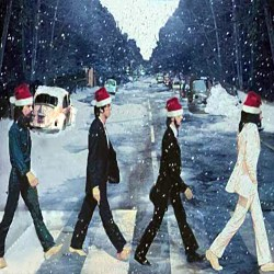 21122016: Abbey Road parody Natale