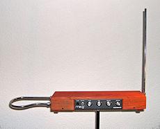 10012017: Il Theremin questo strumento antico, ma elettronico