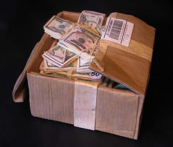 Il gioco della scatola dei soldi