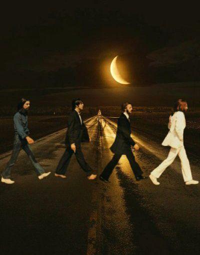 Abbey Road Moon