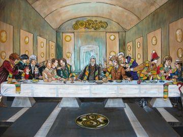 The Infinite Supper: SPOILERS.