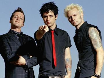 chitarristi sconosciuti dei grandi gruppi Green Day Jason White