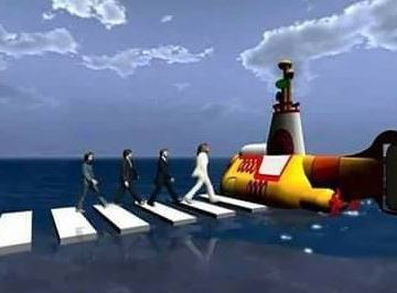 abbey road to yellow submarine