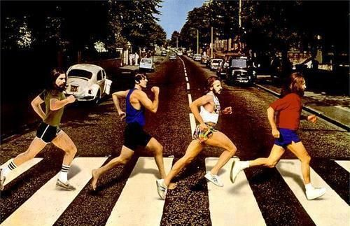 abbey road footing