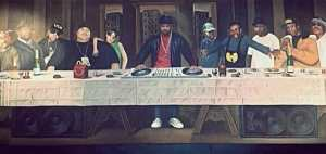 last supper Hip Hop