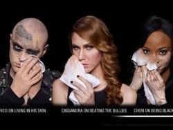 09082018: Ancora campagna per i trucchi Cassandra Bankson #RickGenest, #ZombieBoy, e #CheriLindsay #9agosto
