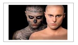 07082018: Come fare una campagna pubblicitaria di successo sui trucchi #Dermablend Pro #RickGenest #ZombieBoy #7agosto