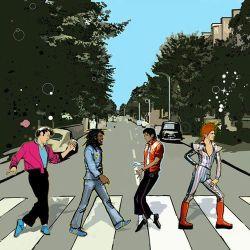 17102018: Abbey Road star