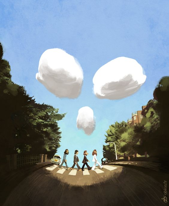 abbey road nuvola tossica