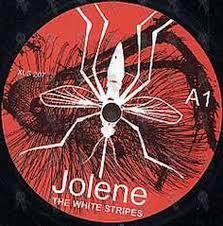 Jolene white stripes