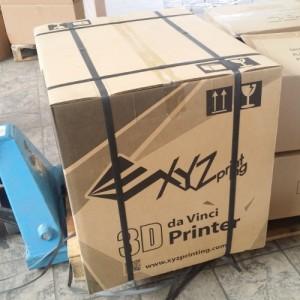 Der erste 3D-Drucker bei TONERDUMPING