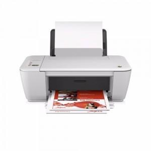 Der HP Deskjet Advantage 2545 im bekannten HP-Design