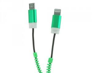 Was soll geladen werden? Micro-USB oder ein iPhone?