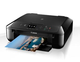 Canon Pixma MG5750 ein Allrounder für wenig Geld