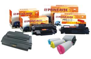 Printrite hat hauptsächlich nur Toner im Programm.