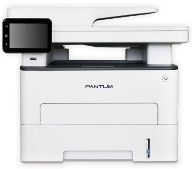 Kompakt mit ADF, Touchscreen und 250-Blatt-Papierfach