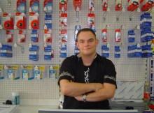 Tom im Jahr 2005