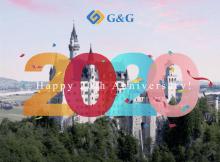 20 Jahre G&G. Tonerdumping graturliert per Videobotschaft.