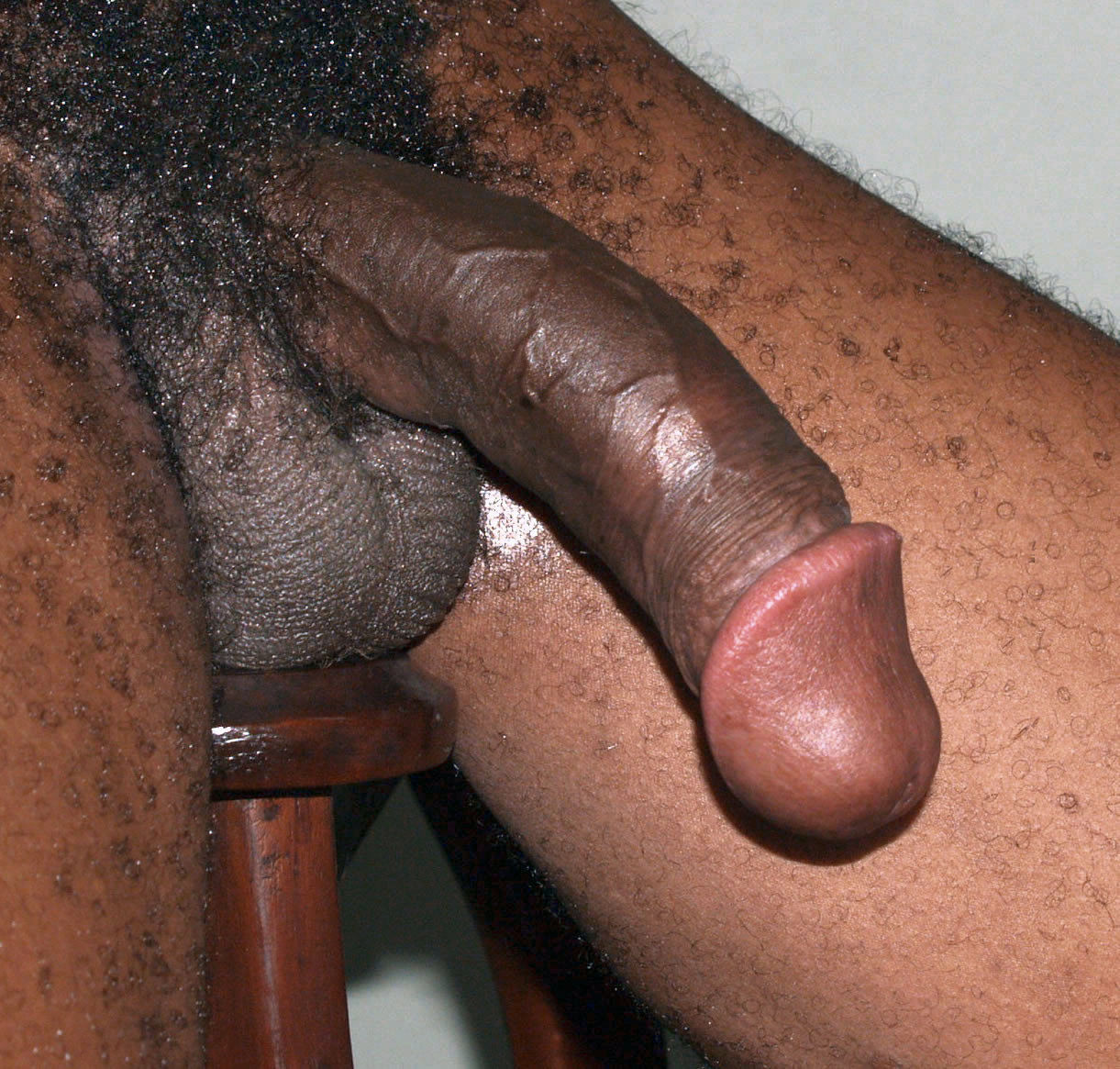 cum oozing out of big dick