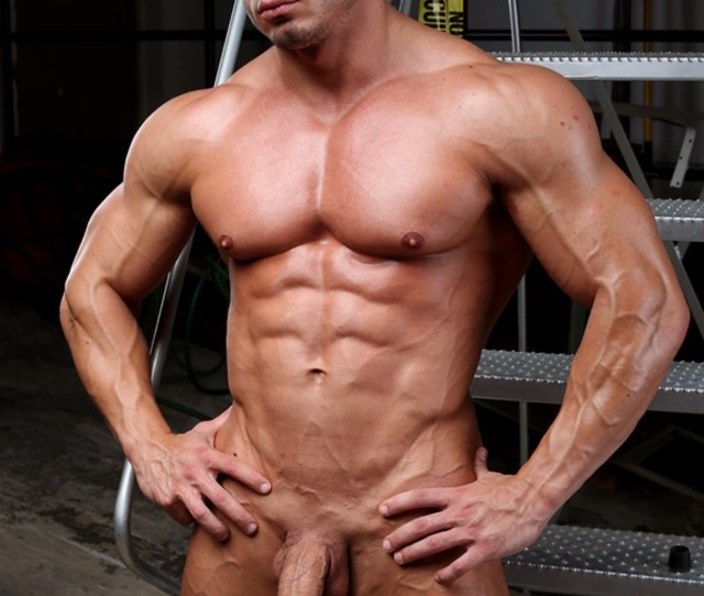 Sex Bodybuilder Cock Muscle Men
