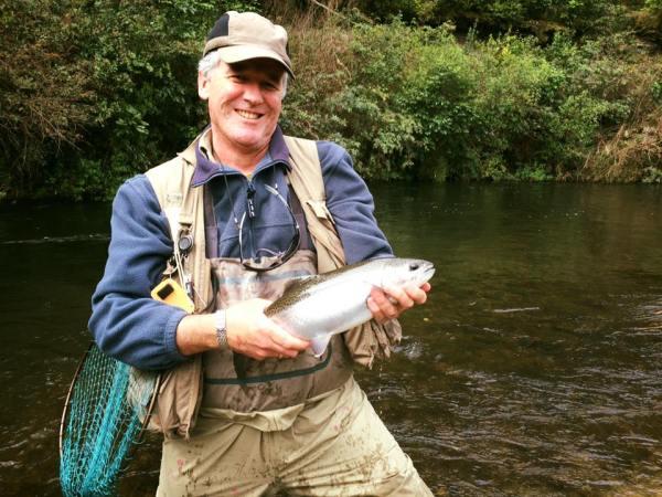 Late addition to Sunday's report – Tongariro River Motel