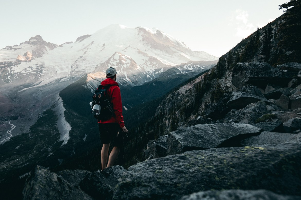 A shoutout to responsible hiking