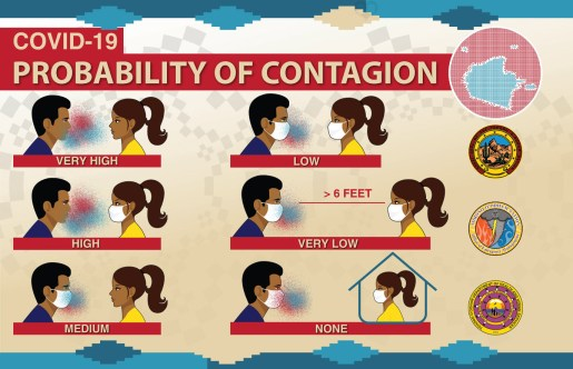 Probability of Contagion