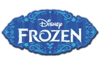 Disney Frozen Children's Eyewear Glasses Logo