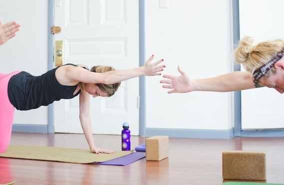 Yoga District Blog Post: Building Skills and Community