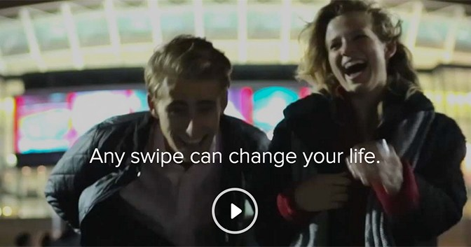 "Tinder Takes a Swipe at ""Dating Apocalypse"" Characterization"