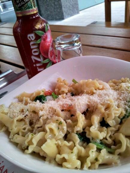 Lunchen @ Vapiano II