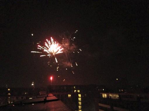 Rooftop Silvester Hamburg 2013