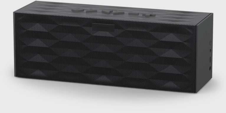 BIG JAMBOX Graphite Hex Grill + Graphite Caps