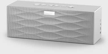BIG JAMBOX White Wave Grill + White Caps
