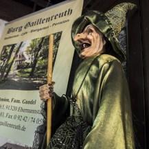 Witch @BurgGallenreuth