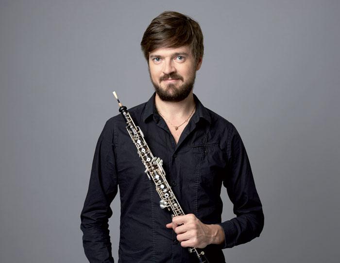 Alexandre Gattet Hautbois