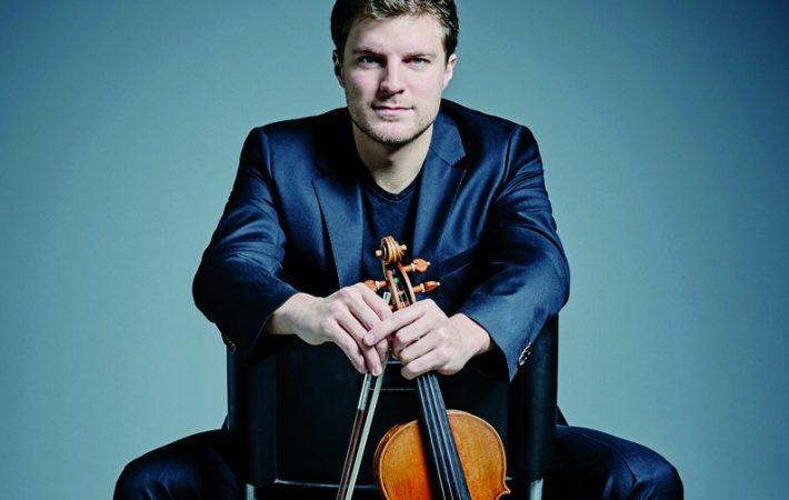 Miguel Colom Cuesta et son violon