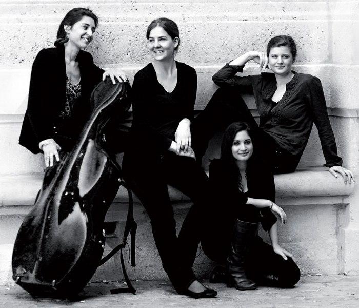 Quatuor à cordes Akilone