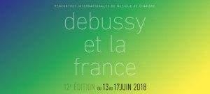 Tons Voisins 2018, Claude Debussy et la France
