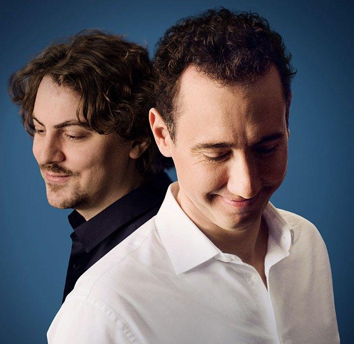 Le Duo Contraste participe au festival Tons Voisins 2021 à Albi.