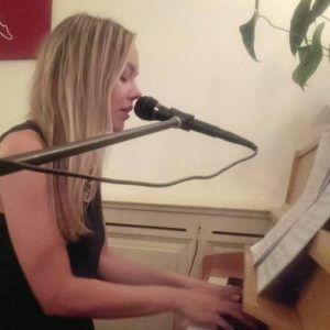 Gänsehaut-Feeling im Studio mit Anna-Lena 1