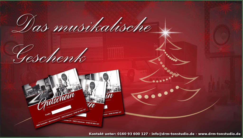 Das musikalische Weihnachtsgeschenk 1