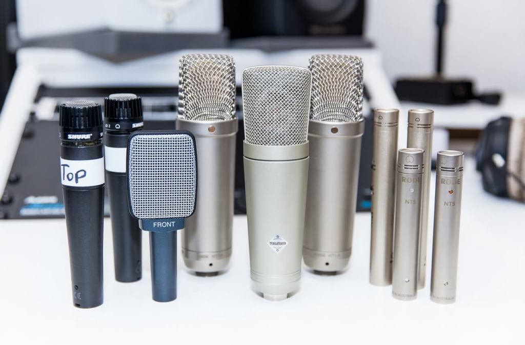 Audio Equipment im Studio, Mobil und als DJ 1