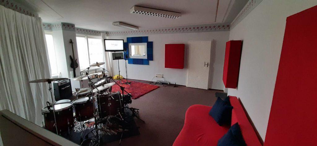 Neues Studio, Weihnachten und 2020 2