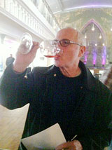 Tasting Karlo Frontenac Gris Rose 2011