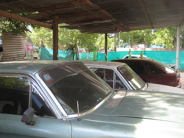Selling second-hand cars Argentina-style